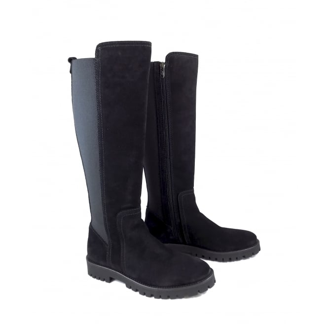 Alpe 3486 Long Boot with Elastic Back