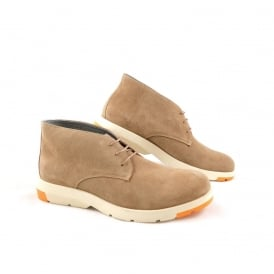 Anthony Miles Dean Desert Boot with Contrast Sole