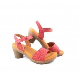 3454c3d533f1 Art Company Alfama 1471 Mid Heel Sandal