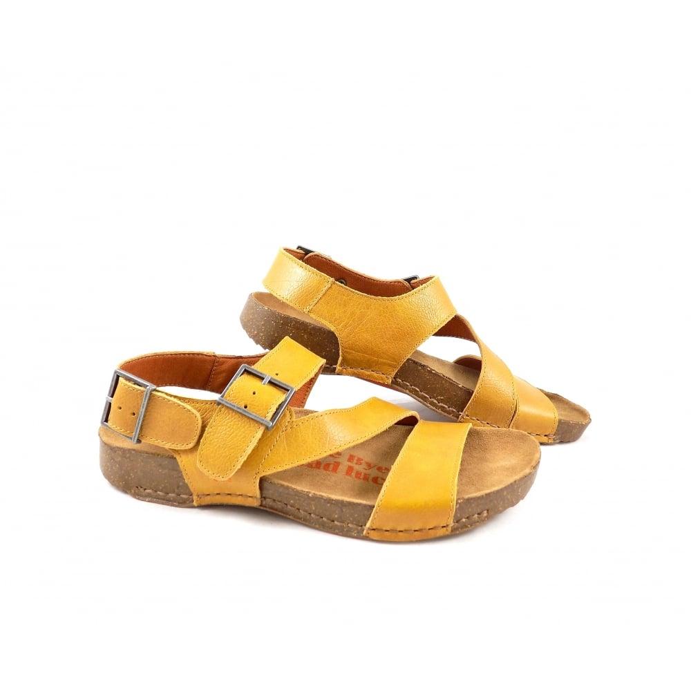 Art Company I Breathe 0999 Two Buckle Sandals In Carmin