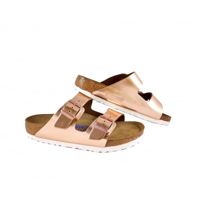 Birkenstock Arizona Two Strap Sandal with Soft Footbed