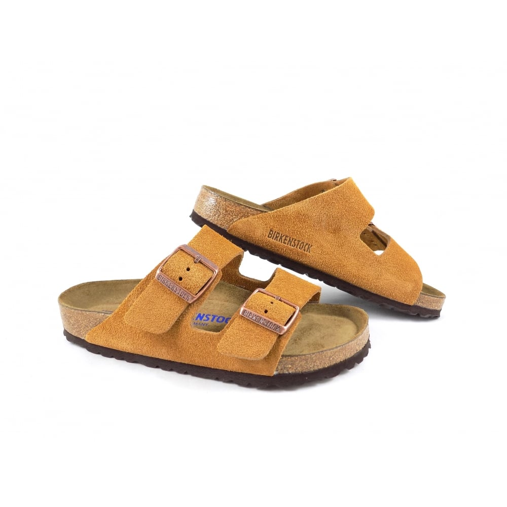 3059eea4a61e Birkenstock Arizona Classic Two Strap Sandals in Mink