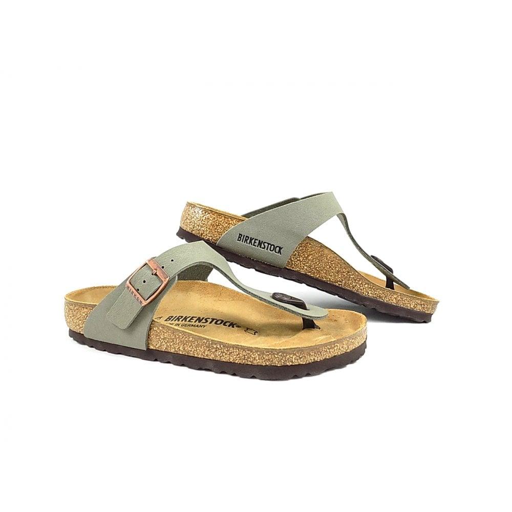 4e17215de5b9 Birkenstock gizeh toe post sandals in stone rubyshoesday jpg 1000x1000 Birkenstock  gizeh stone