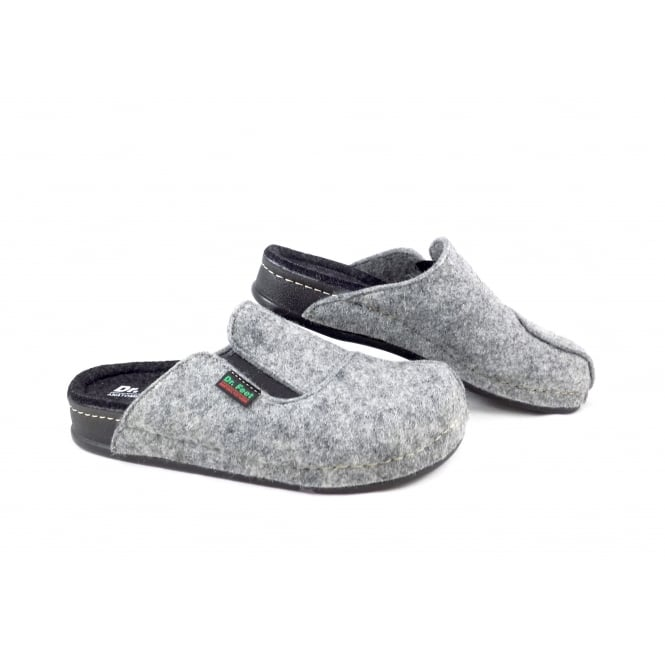 Dr Feet 2253 Felt Slipper