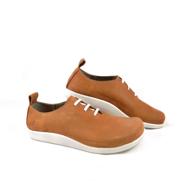 El Naturalista Koi N5110 Lace Up Shoe with Contrast Sole