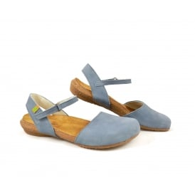 El Naturalista Wakataua N412 Closed Toe Sandal