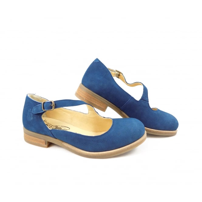 Fly London Alky Mary Jane Shoe