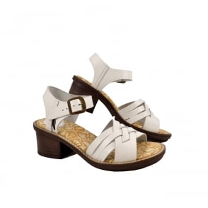 Fly London Cynt Chunky Heel Sandal