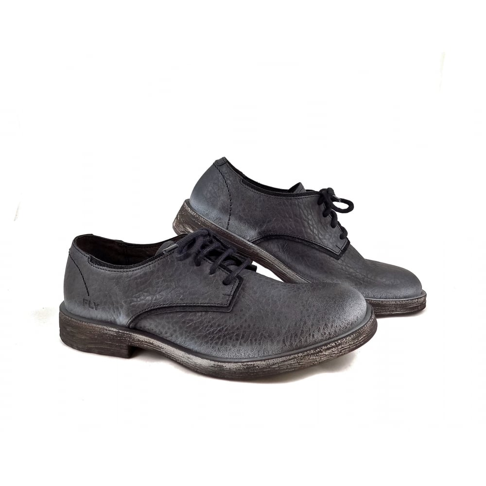 Fly London Wand Lace Up Derby Shoes in