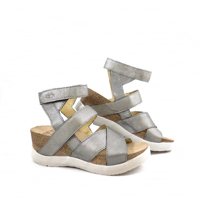 Fly London Wege Sporty Wedge Sandal