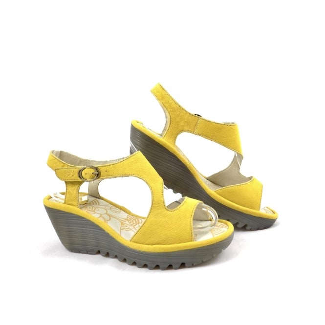 Fly London Yanca Wedge Sandal