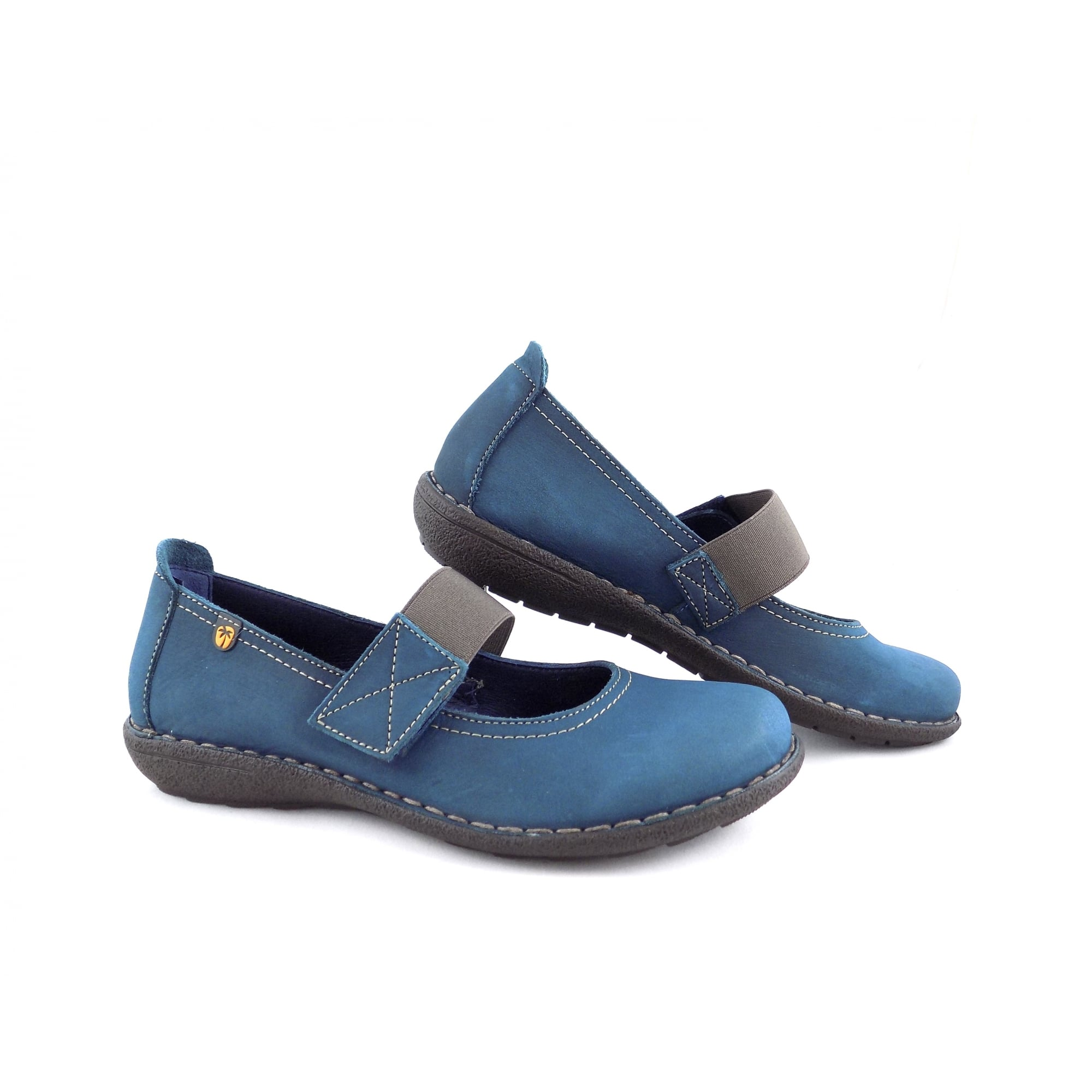 Jungla 4750 Flat Mary Jane Shoes in