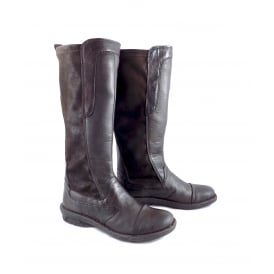 Khrio 1015 Long Boot with Elastic Panel