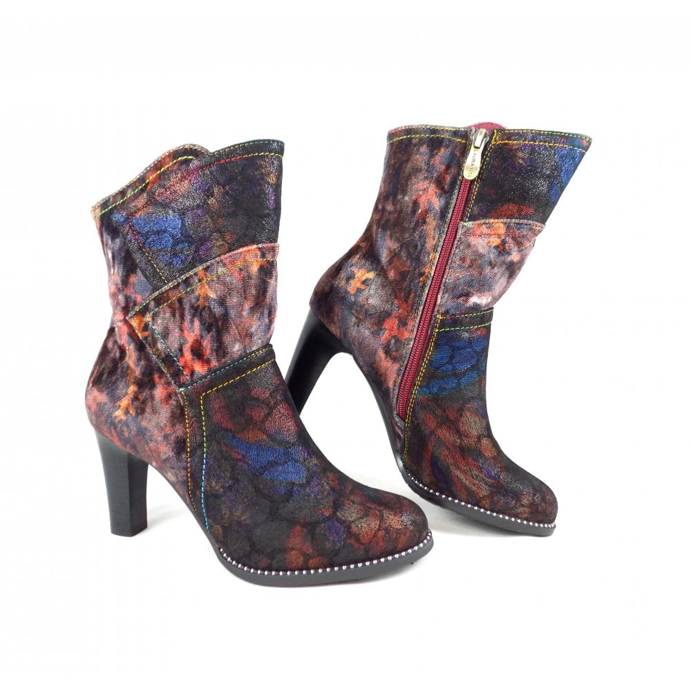amazon limited quantity cheaper Laura Vita Laura Vita Albane 098 High Heel Ankle Boot