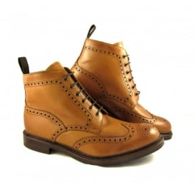 Loake Bedale Welted Brogue Boot