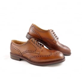 Loake Prestbury Brogue Derby Shoe