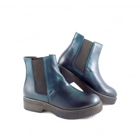 Manas 5802 Chunky Chelsea Boot