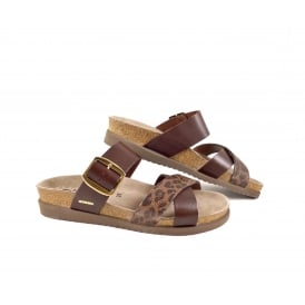 Mephisto Halison Cross-Over Strap Sandal