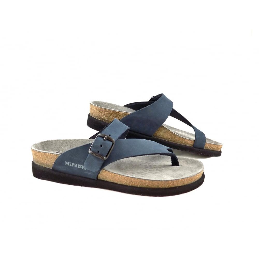 Mephisto Helen Toe Post Sandal