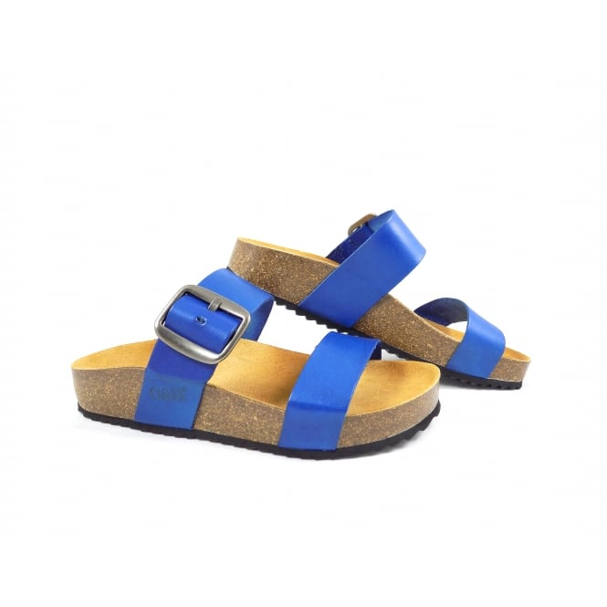 Oak & Hyde Alicante Mid Two Strap Sandal