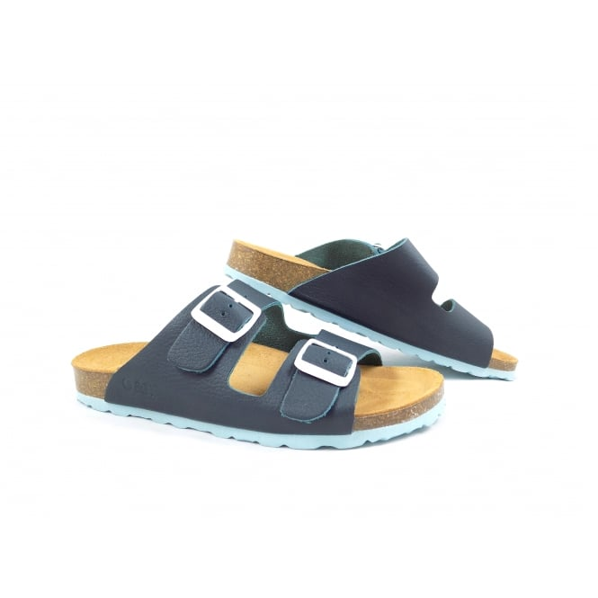 Oak & Hyde Malaga Two Strap Sandal