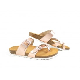 Oak & Hyde Savannah Toe Post Sandal