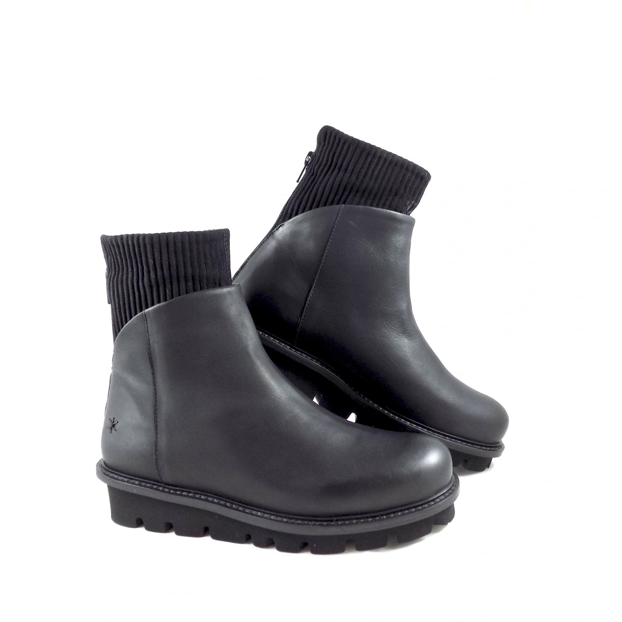 codice promozionale 19ff8 fd776 Patrizia Bonfanti Yaya Ankle Boots with Sock Detail   rubyshoesday