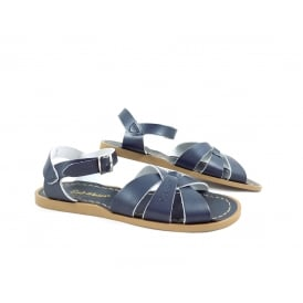 Salt-Water Sandals Original Cross Over Strap Sandal