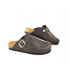 Scholl Astilbe Closed Toe Clog