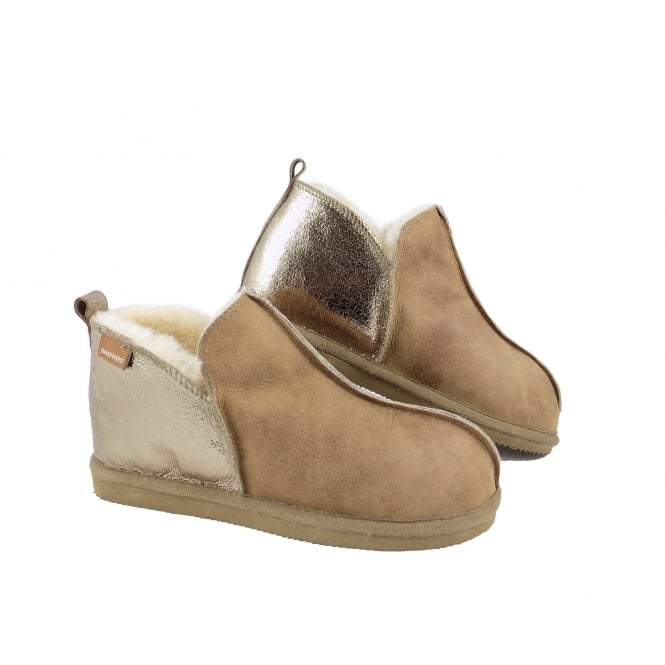 Shepherd Annie Sheepskin Slipper Boot