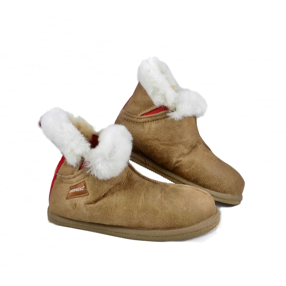 Shepherd Bella Sheepskin Slipper Boots