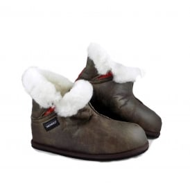 Shepherd Oskar Sheepskin Slipper Boot