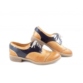 Shoe Embassy 0517 'EuGenius' Two-Tone Brogue
