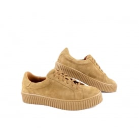 Shoe Embassy 11177 'Jolene' Lace Up Flatform Sneaker