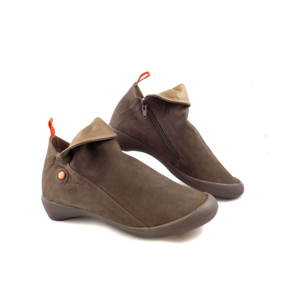 Supersoft Low Heel Shoes