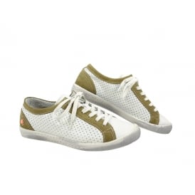 Softinos Ica Perforated Lace Up Sneaker