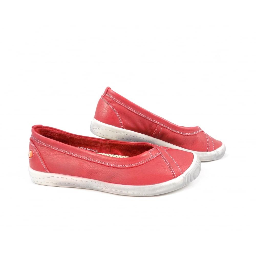 Softinos Ilma Slip On Ballerina Shoes