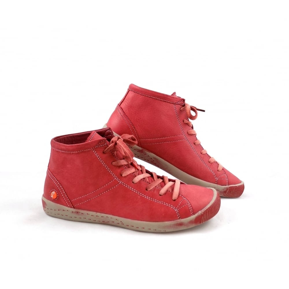 Softinos Isleen High Top Sneakers in