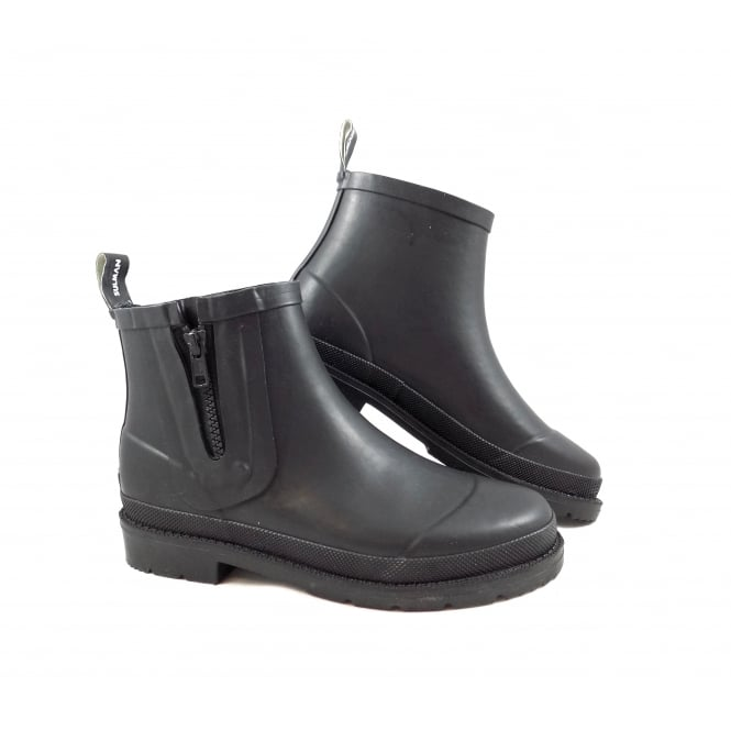 Sulman City Ankle Wellington Boot with Zip