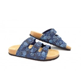 SUPERSOFT 274 138 Three Strap Sandal