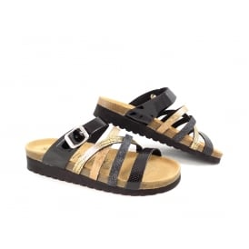 SUPERSOFT 274 244 Strappy Footbed Sandal
