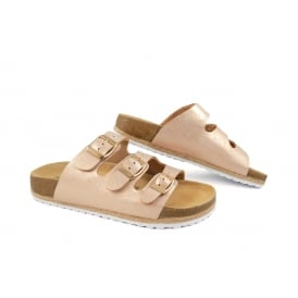 SUPERSOFT 274 634 Three Strap Sandal