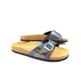 SUPERSOFT 274 707 Single Strap Sandal