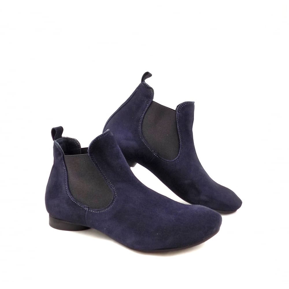 e2e81ae75e Think! Guad 87295-86 Elegant Pull On Chelsea Boots