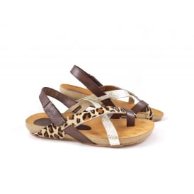 Yokono Ibiza 718 Toe Post Sandal with Back Strap